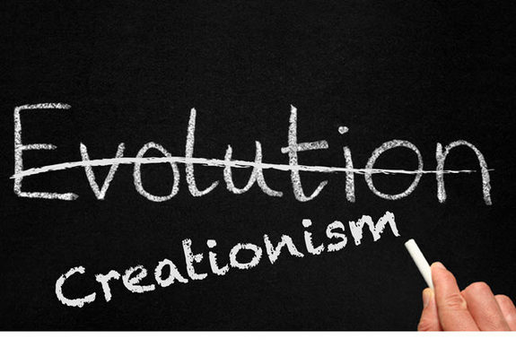 evolution and creation in education As a creationist kid, i was determined not to learn about evolution  student in  high school biology, reconciling my belief in divine creation with.