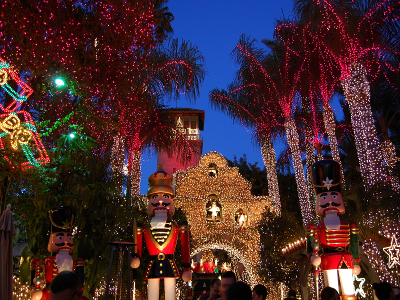 California Christmas.8 Most Magical Places To Spend Christmas In California Ca