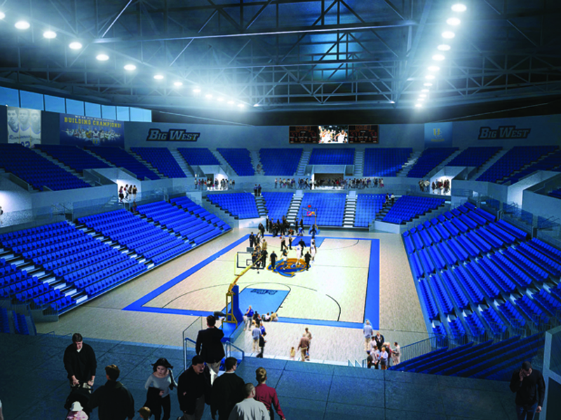 UC Riverside continues chugging forward with C-Center