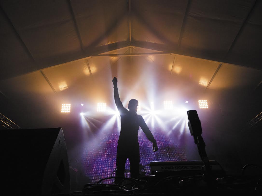 HEAT 2015 lights up UCR in a blaze of music - Highlander