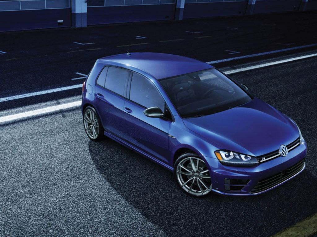 the fast lane: 2017 volkswagen golf r review - highlander