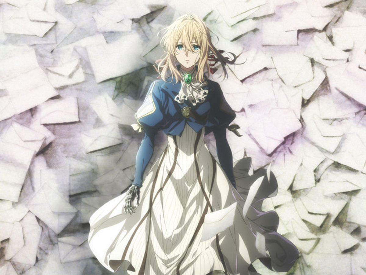 Violet evergarden is an emotional spectacle of the human spirit news stopboris Image collections