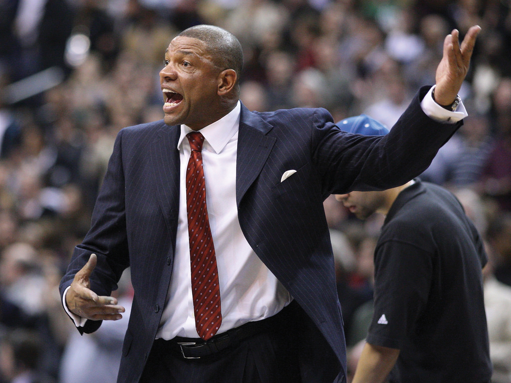 Doc Rivers is the most overrated coach in NBA history Highlander