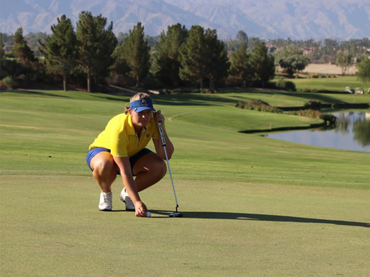 Women's golf team finishes sixth in Big West Tournament ...